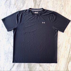 Under Armour Heat Gear Performance Workout T-Shirt